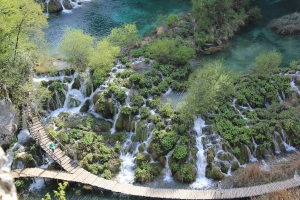 National Geographic puts Plitvice Lake at the list of 17 World's Most Wild and Beautiful Places