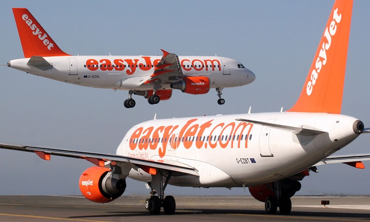 easyJet records annual financial loss for the first time ever