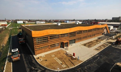 Pannonian wood competence centre in Virovitica
