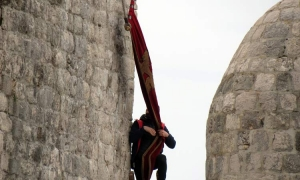 Game of Thrones in Dubrovnik – car chases, rock climbing and bodyguards