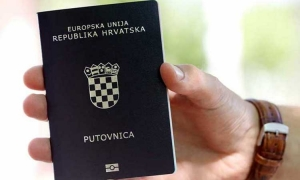 How much would a Croatian passport cost?