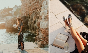 Top fashion blogger opens Dubrovnik to 5 million fans