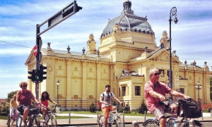 Get on your bike in Zagreb