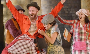 Shakespeare brings down the house in Midsummer Scene in Dubrovnik
