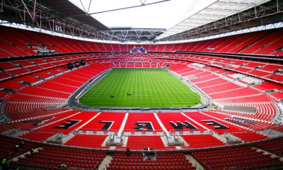 Wembley waiting for Croatia