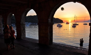 Forbes also promotes Cavtat as one of the safest European destinations for post-corona travel