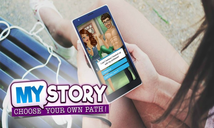 Croatian mobile game 'My Story' a hit in the UK