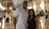 PHOTO - Magic Johnson poses with his wife Cookie in Dubrovnik