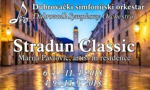 Stradun Classic – new classical music festival in Dubrovnik