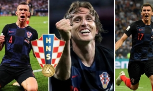 Ten amazing facts about Croatia and the World Cup