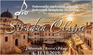 Stradun Classic Festival starts tonight