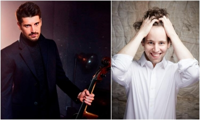 Luka Sulic and Aljosa Jurinic as a musical treat on the jubilee 70th Dubrovnik Summer Festival