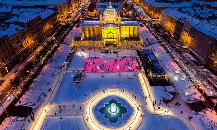 Advent in Zagreb is a special time to be in the capital