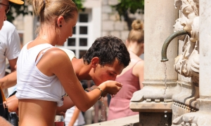 Tap water in Croatia is not safe to drink - claims British press