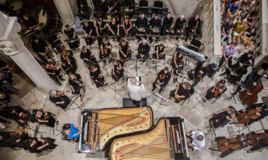 Christmas concerts by the Dubrovnik Symphony Orchestra