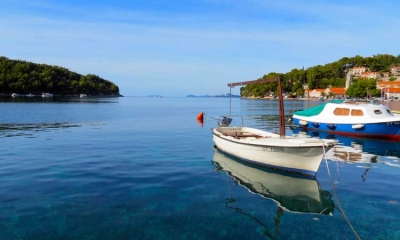 Cavtat looking picturesque in November