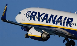 London to Osijek with Ryanair
