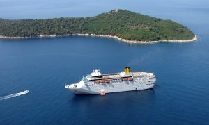 Dubrovnik the lead cruise ship destination in Croatia