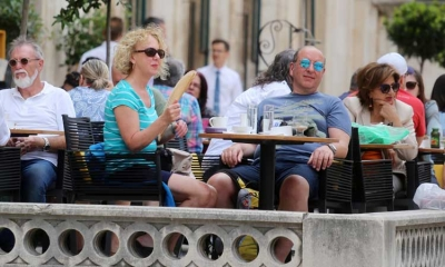 Huge increase in US tourists in Dubrovnik