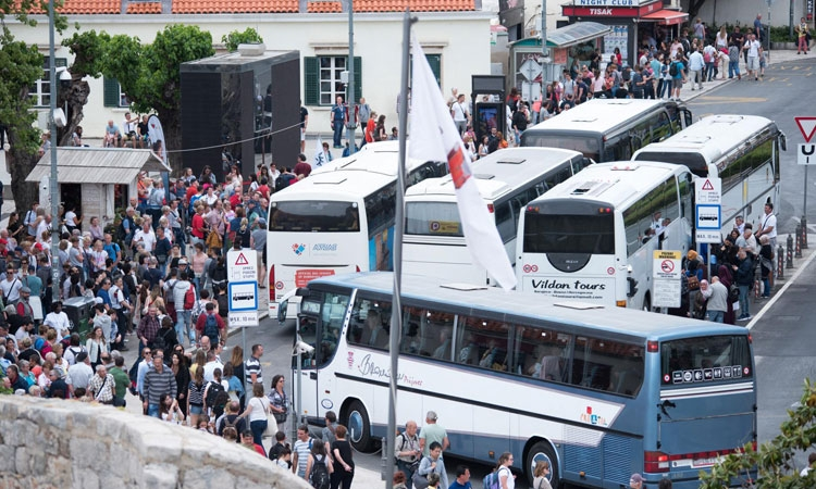 New traffic rules in Dubrovnik for 2020