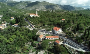 Infrastructure investment into Dubrovnik's villages