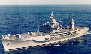USS Mount Whitney to undergo repairs in Croatian shipyard