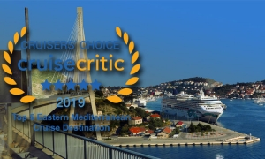 Port of Dubrovnik named as named as the Top-Rated Eastern Mediterranean Cruise Destination