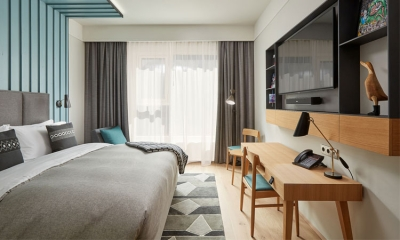 New Hilton hotel opens in Croatian capital