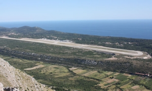 Dubrovnik Airport looking to push on from impressive landmark