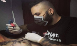 Dubrovnik tattoo artist offers free tattoos for the World Cup Final