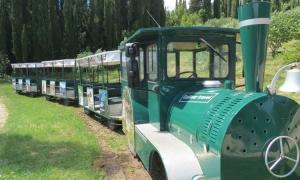 Travel Report - Scenic train ride through the Konavle valley