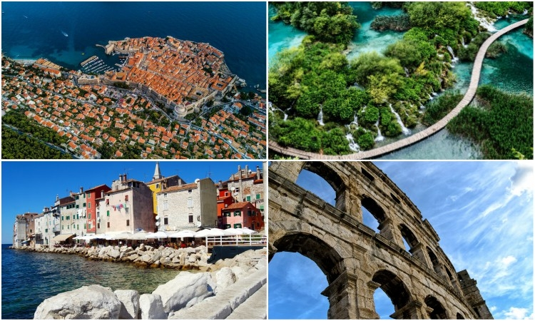 Croatia in the top of the Booking.com's Traveller Review Award winners