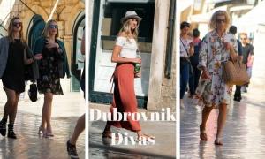 Dubrovnik Divas - October Outfits