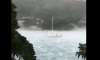 VIDEO - Gale force winds batter yacht in Dubrovnik