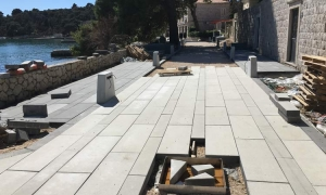 Pathway nearing completion