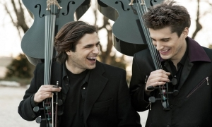 2Cellos reach impressive landmark