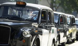 Lipik Glas to make windscreens for iconic London black cabs