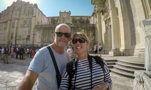 Kate O'Malley and Mark Williams – Europe is full of amazing destinations but Dubrovnik is unique