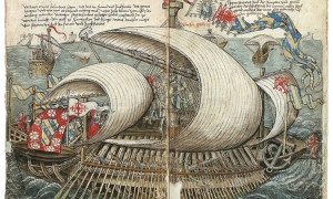 The history of cruising in the Adriatic from the 15th century