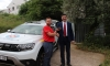 Croatian Mountain Rescue Service gets a new vehicle by the City of Dubrovnik