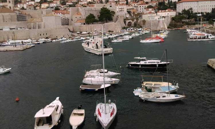 Police boats check for more marijuana
