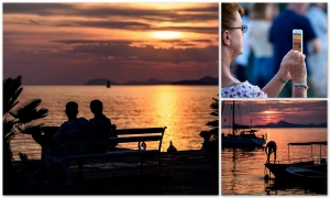 Photo Gallery – Mesmerizing Cavtat sunset