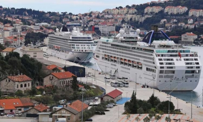 Are too many cruise ships in Dubrovnik a thing of the past?