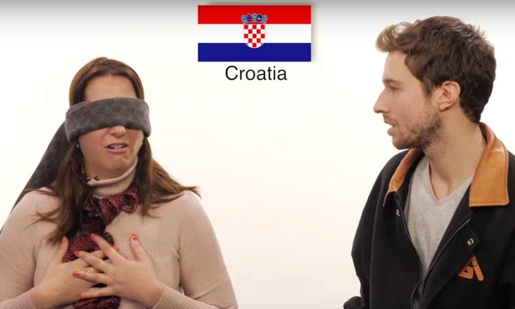Croatian drives the ladies crazy