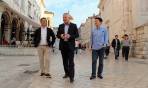 South Korean delegation visits Dubrovnik