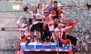 VIDEO - Croatia's World Cup Heroes go global