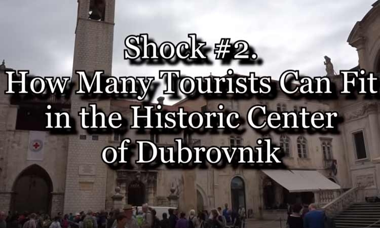 VIDEO - Ten things that positively shock tourists in Croatia