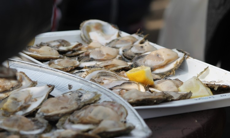 Festival of Oysters in Mali Ston
