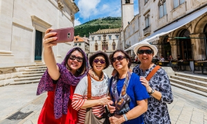 More and more Chinese tourists discovering Croatia