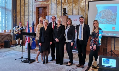 Dubrovnik highlights its connections with Prague and celebrates tourism